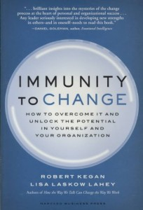 Kegan & Lahey Immunity to Change