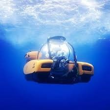 david attenborough in triton submersible